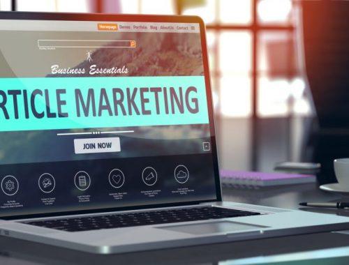 Article marketing, tout savoir sur ce levier